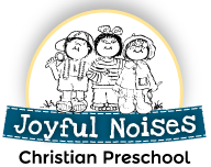 Joyful Noises Christian Preschool Logo
